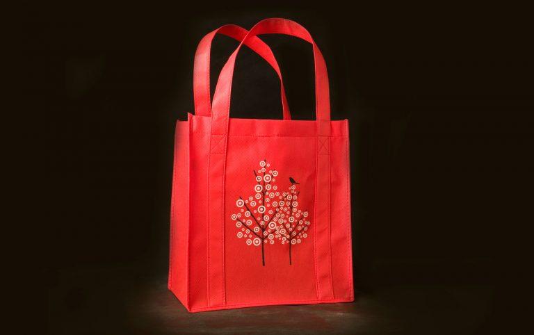 Target Reusable Shopping Bag