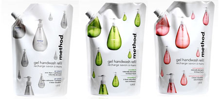 Method Hand Soap Refill